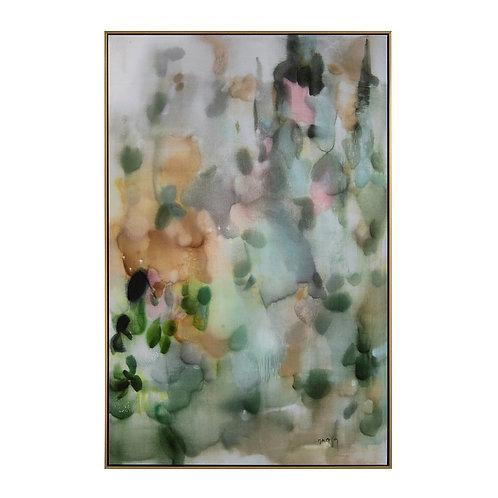 Melissa Abide Griffith's Le Jardin des Mysteres II