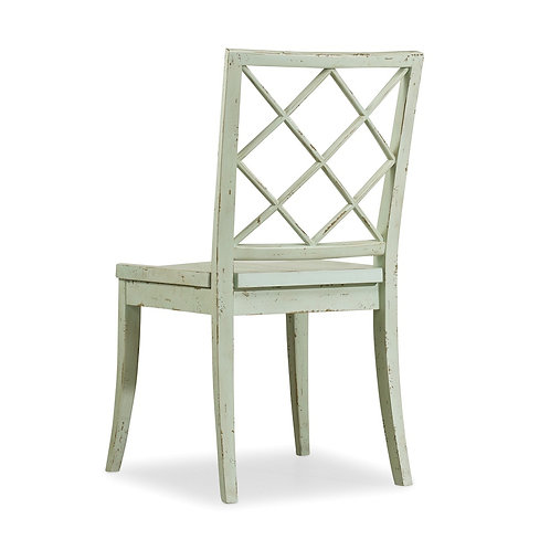 Sunset Point X Back Side Chair 2 (Set of 2)