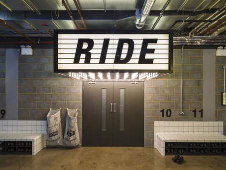 倫敦工業風復古健身房 1REBEL