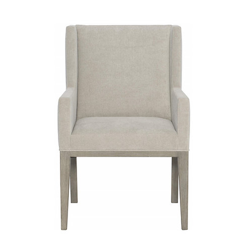 Linea Upholstered Arm Chair 2 (Set of 2)