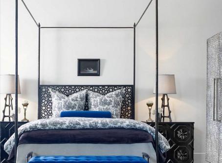 美式經典 - 浪漫四柱床