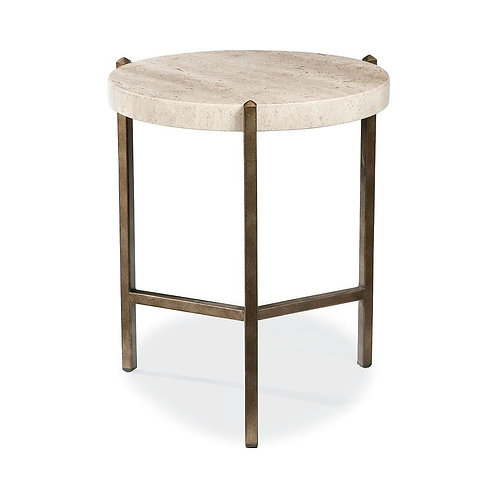 [客廳組合 C] Cachet Round Accent Table