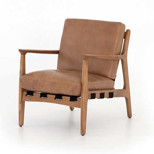 Silas Leather Chair