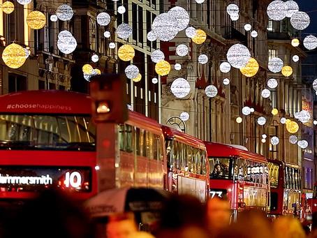 Christmas Lights 耶誕燈火節