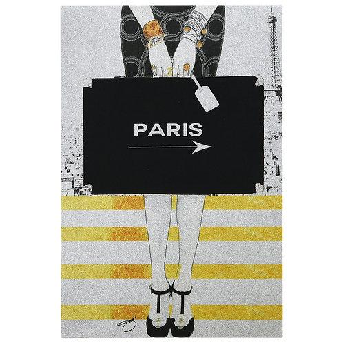 Meet Me in Paris Glitter
