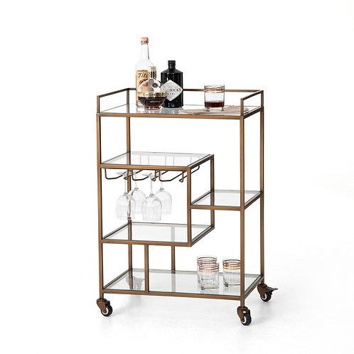 Helena Bar Cart