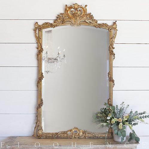 Antique Mirror: 1870