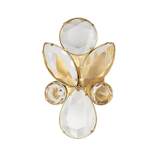 Lloyd Small Jeweled Sconce (Kate Spade NY Collection, 多色可選)