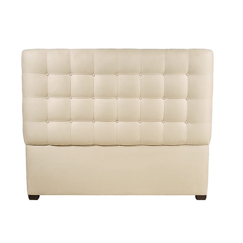 Avery Button-Tufted Headboard
