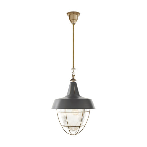 Henry Industrial Hanging Light (Thomas O'Brien Collection, 多色可選)
