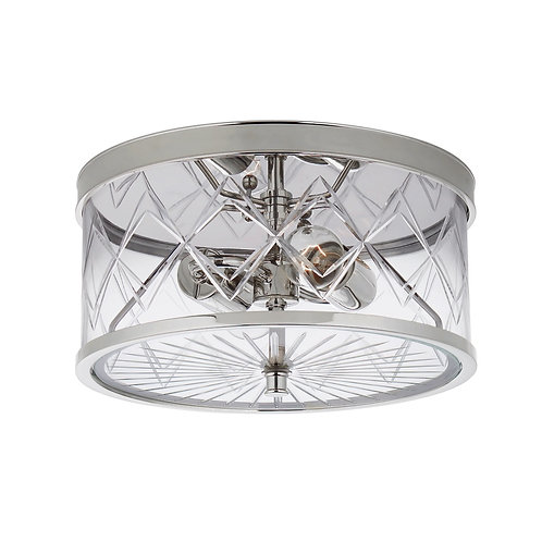 Darcy Small Flush Mount (Kate Spade NY Collection, More Options)