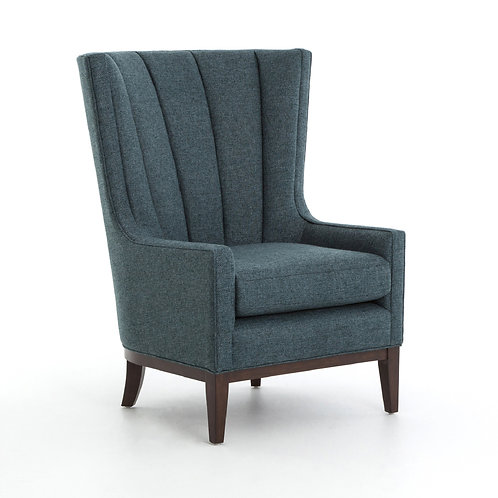 Channelled Wing Chair 2