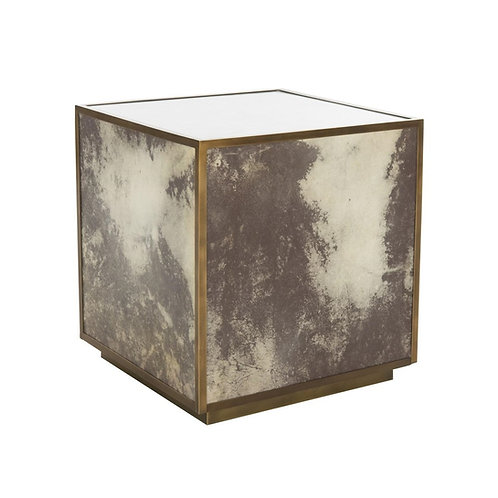 Calisto Marble End Table 2