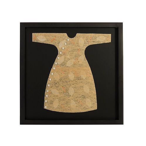 Threaded Kimono in Frame 2