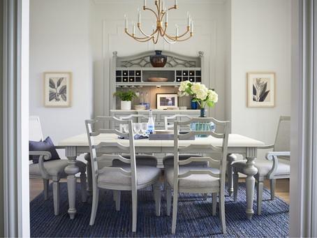 Summer Hill 法式灰 系列,讓居家充滿優雅舒適感