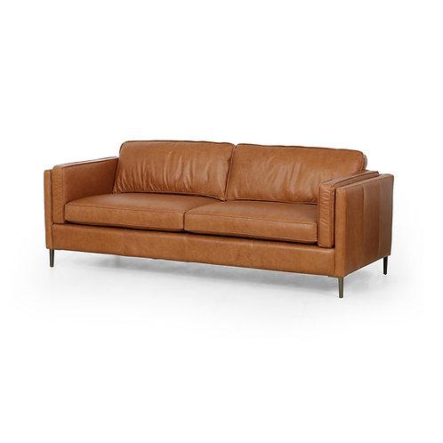 Emery Leather Sofa