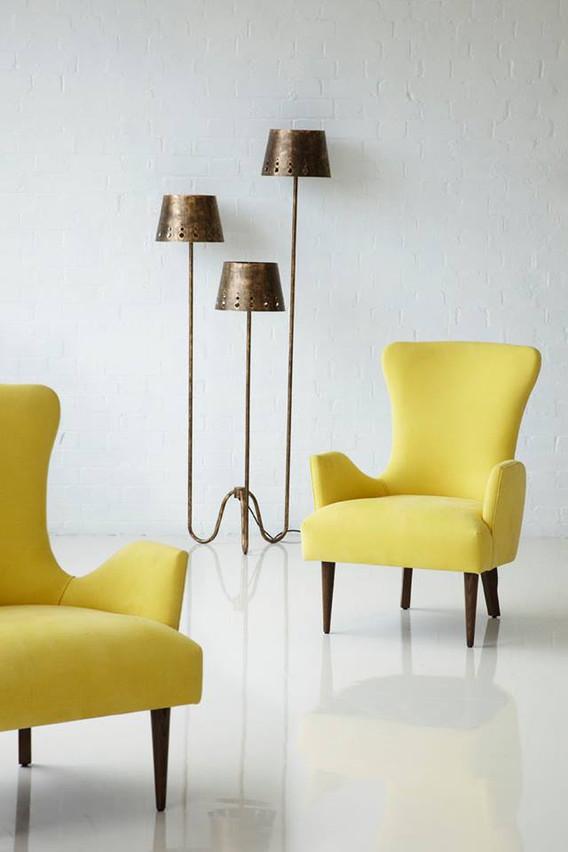 色彩美學 - 活潑鮮明 - 黃