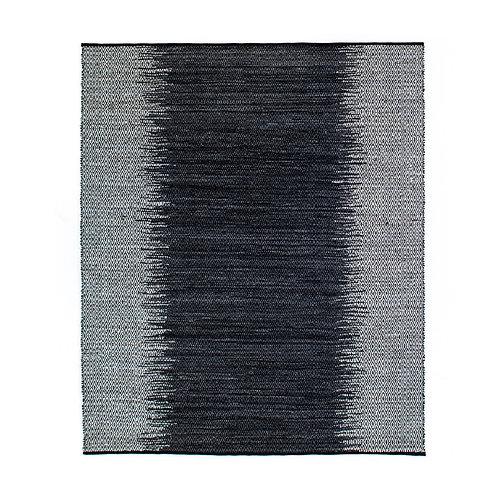 Leather Woven Diamond Rug (多款可選)
