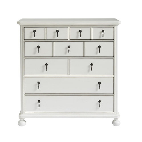 Bungalow Six Drawer Chest (Paula Deen Collection)