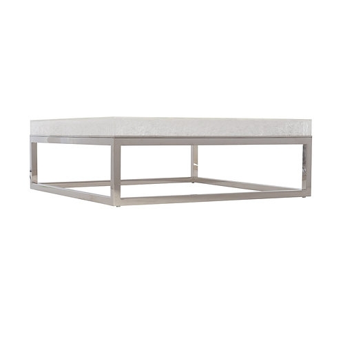 Arctic Square Cocktail Table