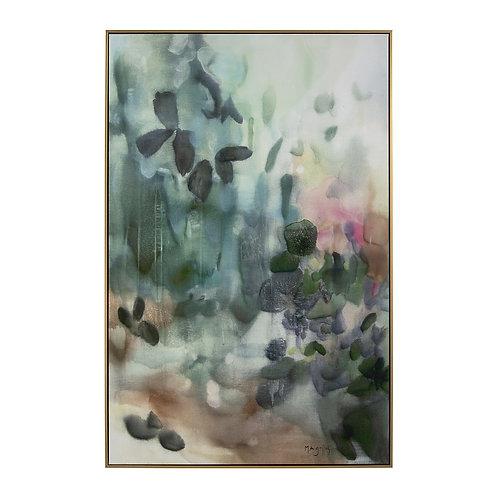 Melissa Abide Griffith's Le Jardin des Mysteres I
