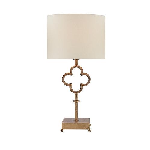 Quatrefoil Table Lamp (Suzanne Kasler Collection, 多色可選)