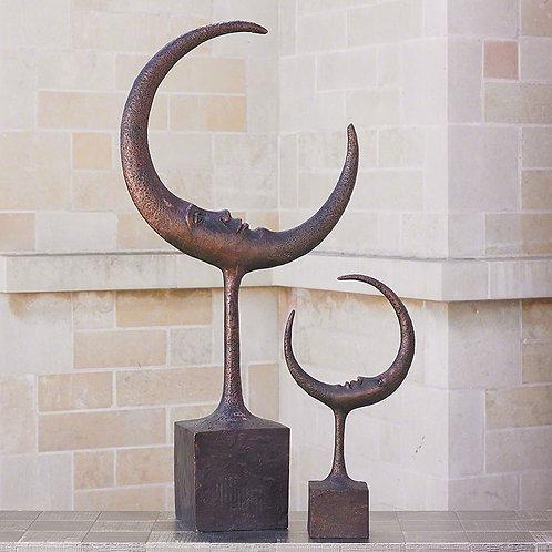 Moonbeam 月光雕塑 (大型裝飾)