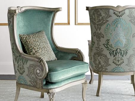 美式古典單椅 -「時尚易逝,風格永存」
