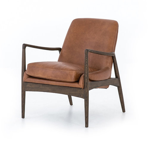 Braden Leather Chair 2
