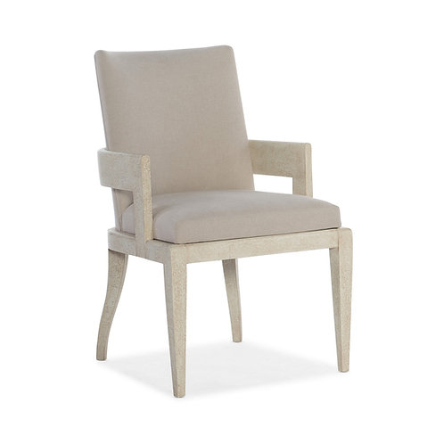 Cascade Upholstered Arm Chair (Set of 2)