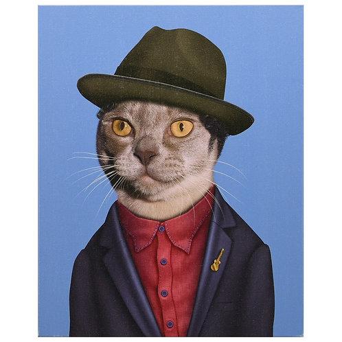 Mr. Mercury (Pets Rock Collection)