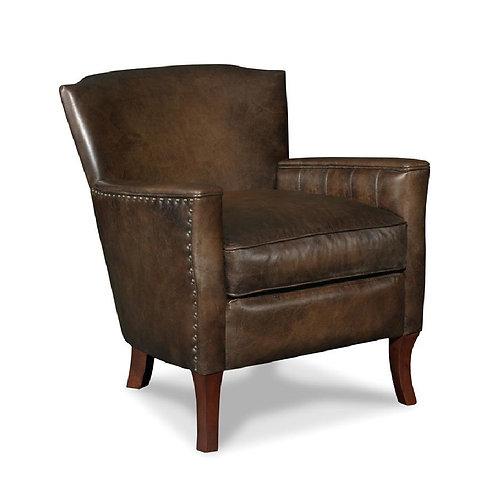 Inscription Art Club Chair