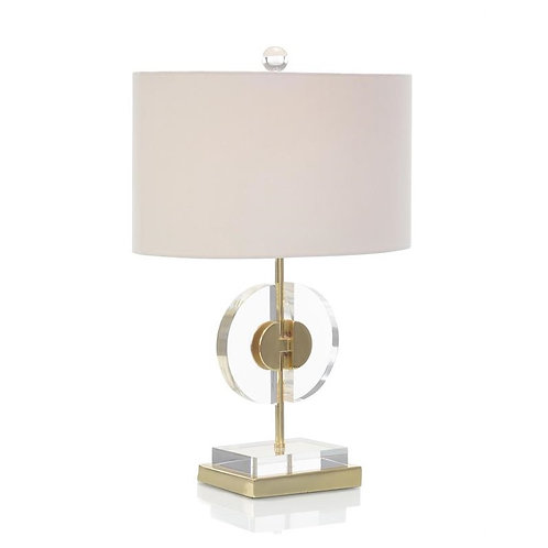 Half Moon Table Lamp 2