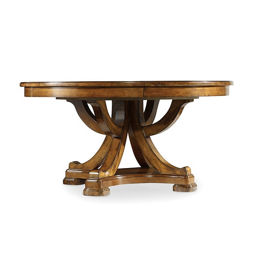 Tynecastle Round Pedestal Dining Table 2
