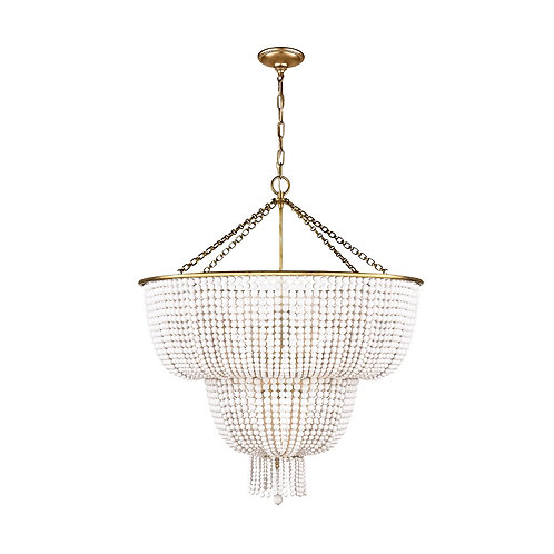 Jacqueline Two-Tier Chandelier (AERIN Collection, 多色可選)