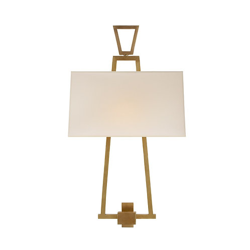 Modern Darlana Bouillotte Sconce (E. F. Chapman Collection, More Options)