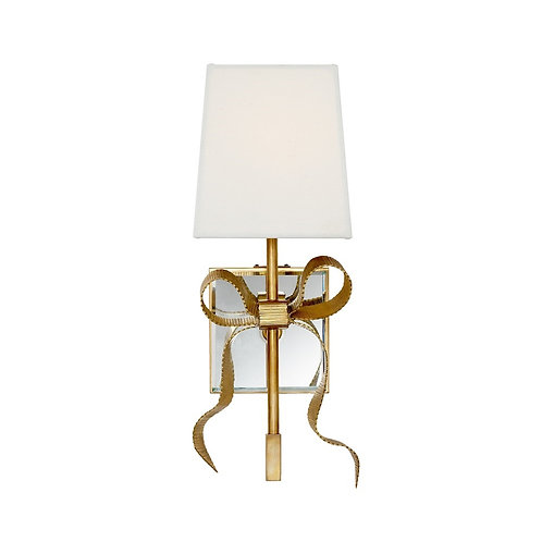 Ellery Gros-Grain Bow Small Sconce (Kate Spade NY Collection, 多色可選)