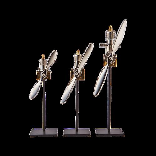 飛機引擎模型 (Set of 3)