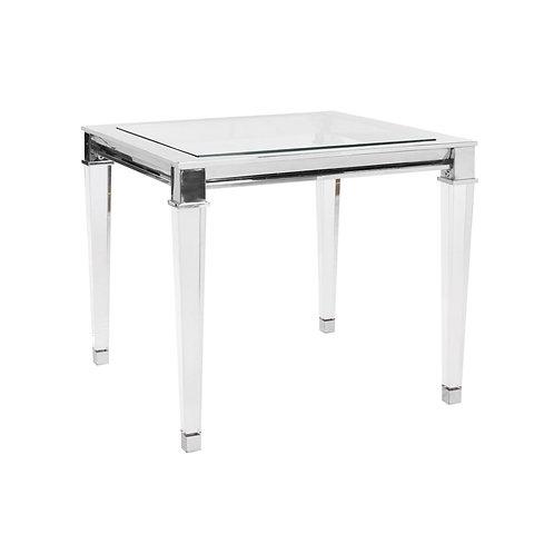 Charleston Acrylic End Table