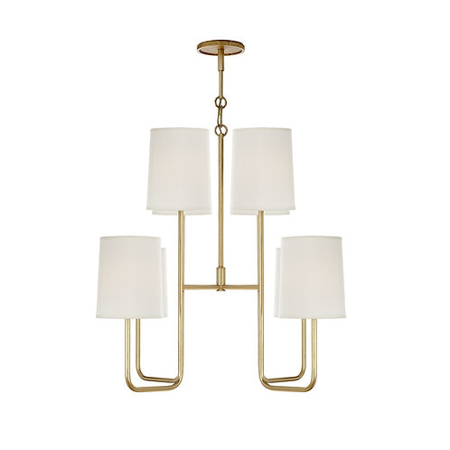 Go Lightly Medium Chandelier (Barbara Barry Collection, 多色可選)