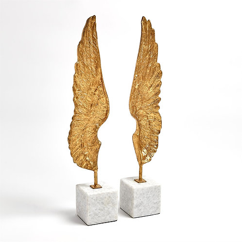 Wings Sculpture (More Options)