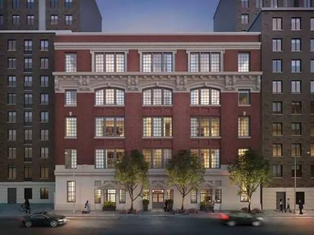 紐約警察局改建的現代公寓