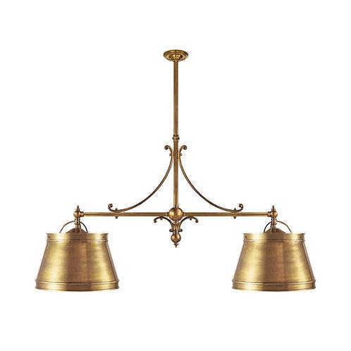 Sloane Double Shop Pendant (Chapman & Myers Collection, 多款可選)