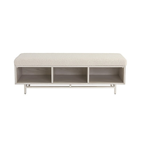 Paradox Bed End Bench
