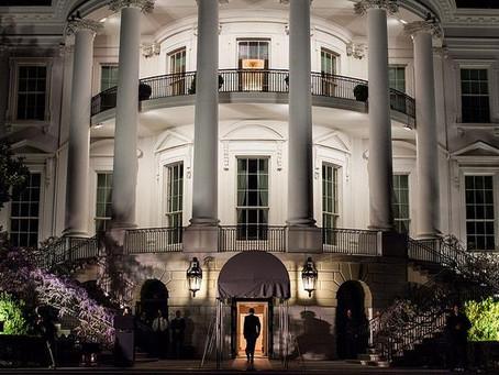歐巴馬一家生活了八年的白宮宅邸內部