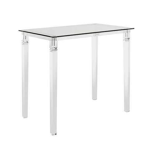 Amelie Acrylic Side Table