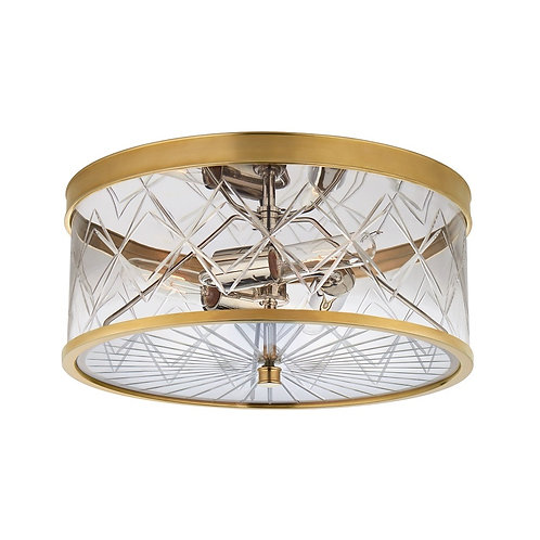 Darcy Medium Flush Mount (Kate Spade NY Collection, More Options)