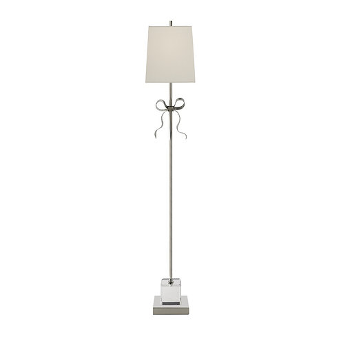 Ellery Gros-Grain Bow Floor Lamp (Kate Spade NY Collection)