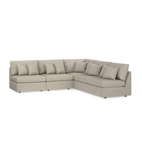 Beckham L-Shaped Sectional (多款可選)