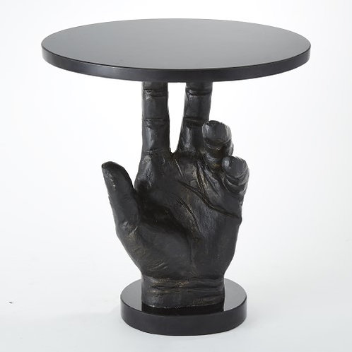 Hand Table 右手圓桌
